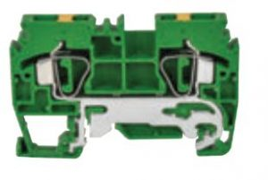 IEC Spring Clamp Ground DIN Rail